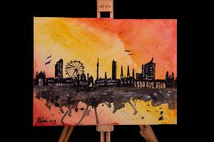 Art Adventure Skyline Wien