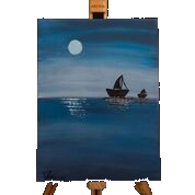 PaintYourSouvenir_Boot_Neusiedlersee